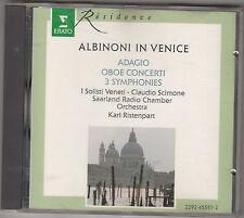 ALBINONI in venice - CD