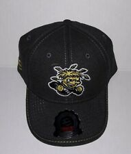Wichita State Shockers Embroidered Hat Flexfit Fitted Cap OSFM