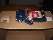Franklin Mint*1949 Ford Custom Convertible 1/24 Scale No Box A Diagram -Nice