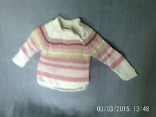 Primark Striped 100% Cotton Clothing (0-24 Months) for Girls