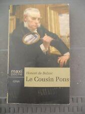 Honoré de Balzac: Le Cousin Pons/ Maxi-Poche, 2005
