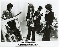 THE ROLLING STONES  GIMME SHELTER 1970 VINTAGE PHOTO ORIGINAL #1