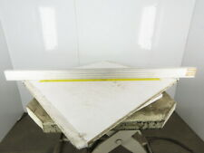 "2""x 4"" Flex Link Style Aluminum Modular Table Top Conveyor Structure Beam 76"""