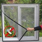 Fly Insect Mosquitos Bug Door Window DIY Net Mesh Protect Screen Sticky