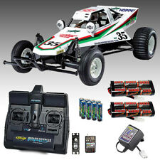 Buggy TAMIYA Grasshopper rc voiture deal bundle radio, chargeur 2x 3300 batterie 58346