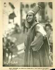 "Douglas Fairbanks The Taming Of The Shrew Original 8x10"" Photo #J2049"