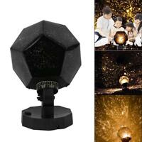 Romantic Astro Star Projection Lamp Constellation Projector Night Light GA
