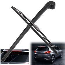 Rear Wiper Arm Blade Set Fit Audi A3 8P 2003 2004 2005 2006 2007 2008 2012 Pro