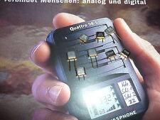 Kanalquarz für  Swissphone Quattro 96- Xls+  Kanal 349, 359, 406, 410, 411