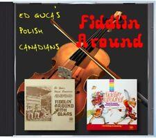 MZ 149 - Ed Guca's Polish Canadians - Fiddlin' Around - POLKA CD