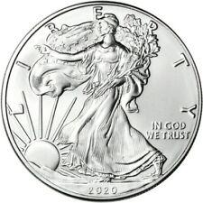 New Commemorative 2020-W American Eagle / Liberty.... In Protective Plastic Case
