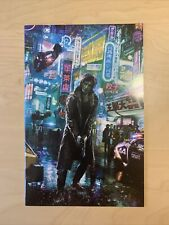 Blade Runner 2019 #1 Rare Gallagher Virgin Variant Nm High Grade 500 Print Run