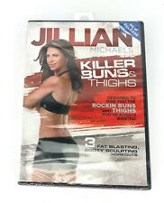 Jillian Michaels Killer Buns & Thighs DVD