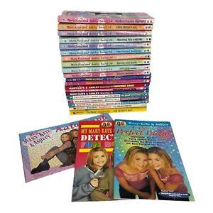 Lot 21 Mary Kate and Ashley  Books & 2 Full House Stephanie