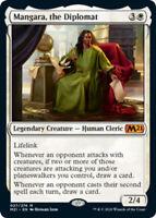 Mangara, the Diplomat x1 Magic the Gathering 1x Magic 2021 mtg card