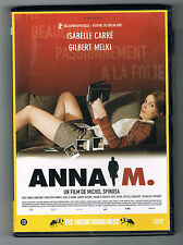 ANNA M. - ISABELLE CARRÉ - GILBERT MELKI - MICHEL SPINOSA - DVD COMME NEUF