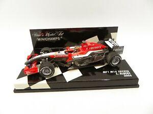 Midland MF1 M16 Toyota C.Albers #19 2006 1/43 MINICHAMPS F1 Formula 1 IN Box