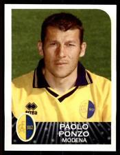 Panini Calciatori 2002-2003 - Modena Paolo Ponzo No. 264