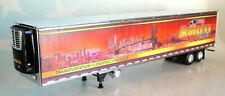 DCP SCOTLYNN REEFER VAN TRAILER ONLY 1/64 60-0706 T