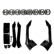 """KC Hilites Gravity 50"""" 8-Ring Pro6 Light Bar compatible with Jeep Gladiator JT"""