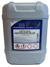 ANTIFREEZE & SUMMER COOLANT 20LTR CONCENTRATE ,BLUECOL EQUIVALENT BY EXOL