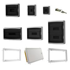 Sicherungskasten Feuchtraumverteiler Verteilerkasten 1000V UP Aufputz IP65