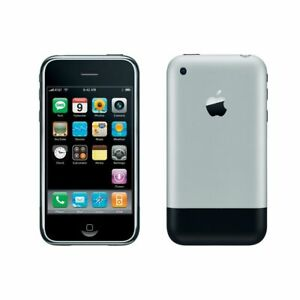 Apple iPhone 1st Generation - 8GB - Black (AT&T) A1203 (GSM) - A1203