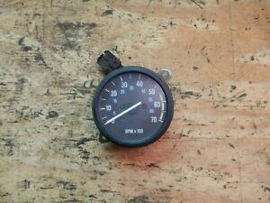 Jeep Wrangler   YJ 87-91    4 Cylinder  Tachometer  RPM Gauge  OEM Free Shipping