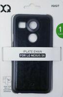 Original Black XQISIT Protective Case Cover Iplate Eman For LG Nexus 5X