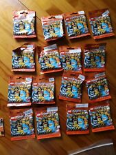 Lego minifigures series 15 (71011) complete unopened set x 16 new factory sealed