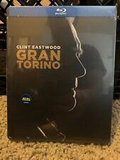 Gran Torino [New Blu-ray] Steelbook Best Buy Exclusive Brand New