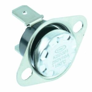 50°C Normally Open Thermostat Thermal Temperature Switch Sensor NO