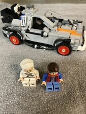 "New ListingLego (Back to the Future) ""The DeLorean Time Machine� (set 21103)"