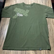 Planet Earth Men's Tee Shirt Size L #14114