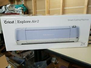 Cricut Explore Air 2 Machine - Lilac - (2006515) - OPEN BOX