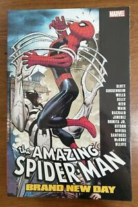 Amazing Spider-Man Brand New Day Complete Collection Vol. 2 Marvel TPB OOP Slott