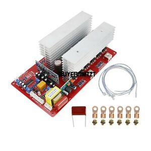 36V 4000W Sine Wave Inverter Board 220V To 18V-21V Power Frequency Transformer