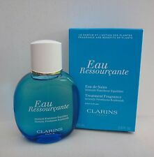 1x CLARINS Eau Ressourcante Eau de Soins Treatment Spray Fragrance, 100ml, BNIB