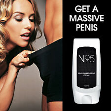 V95 PENIS ENLARGEMENT CREAM EXTENDER INCREASE LENGTH & GIRTH BY 4 INCHES