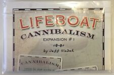 Lifeboat Expansion: Cannibalism  New