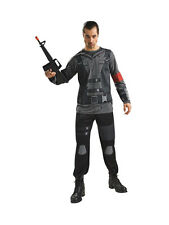 Adulte Homme sous licence officielle John Connor Terminator Salvation Costume (XL) bn