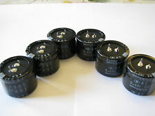 HF Amplifier HV Filter Capacitors - 6 Pack - 150uf/500V