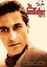 The Godfather Part Ii (Dvd, 2008, The Coppola Restoration)