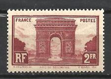 France 1929 Yvert n° 258 neuf ** 1er choix