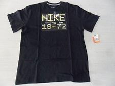 1595 NIKE T-SHIRT BLOCK ARCH TG XL COTONE MAGLIETTA COTTON SHIRT 459718-010