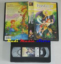 film VHS FERN GULLY CUCCIOLI DA SALVARE Cbs FOx 1998 (F17**)  no dvd