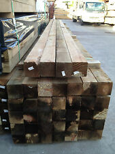 Treated Pine H4 Sawn Posts 100x100 Decking Pergola Bearers Premium Post Fence