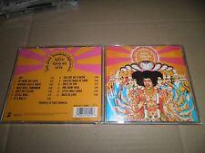 Jimi Hendrix Experience : Axis: Bold As Love CD (1999)