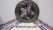 Disco freno posteriore Rear brake rotor Suzuki SV 650 99 02