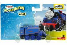 THOMAS AND FRIENDS ADVENTURES BELLE TRAIN ENGINE DIECAST NEW SEALED